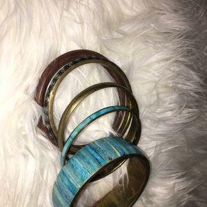 🦋Tuscan Turquoise Bracelet ensemble🦋